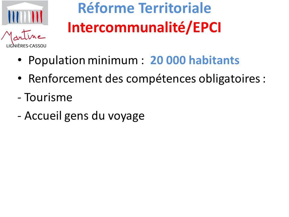 Réforme Territoriale Le Département Suppression de la clause de compétence générale Compétences obligatoires jusqu en 2021 : - Action sociale -Solidarité territoriale ( aides au projets de développement d'investissements des EPCI )