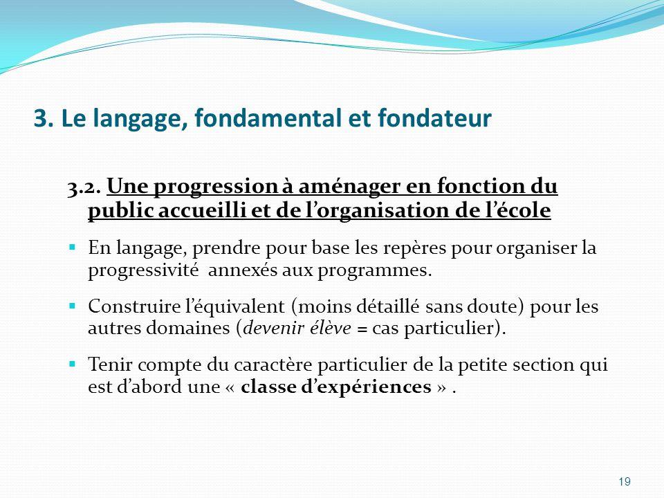 3.Le langage, fondamental et fondateur 3.2.