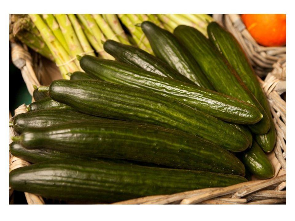 CONCOMBRE : FOU… MAIS VRAI Gardez un concombre dans votre frigo.