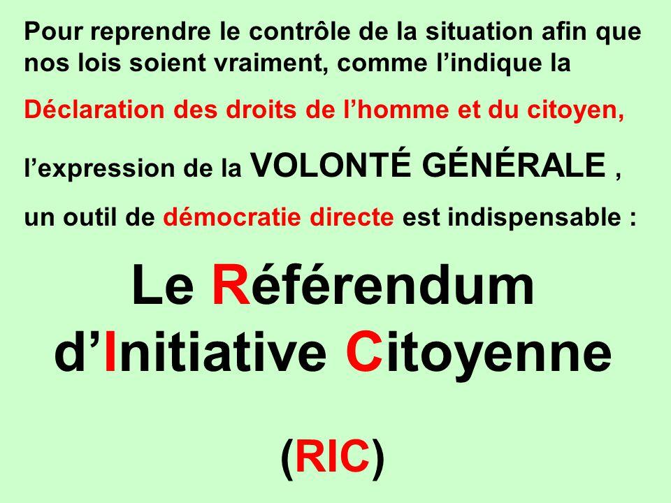 La DÉMOCRATIE, ne consiste pas à confirmer par l'élection ceux qui ont été désignés par les partis pour faire la loi, c'est disposer du pouvoir de la