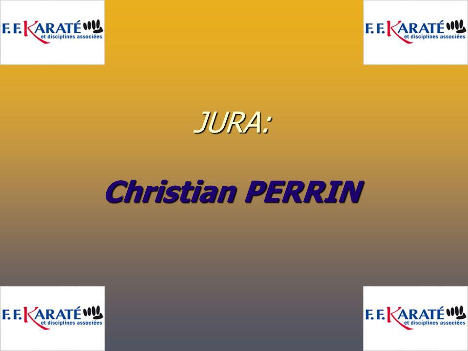 JURA: Christian PERRIN Christian PERRIN