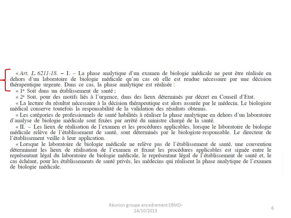 DCA Vantage (Hémoglobine Glyquée) 3 DCA Vantage Réunion groupe encadrement EBMD- 24/10/2013 17 Consultation Diabétologie Purpan Diabétologie Pédiatrie HE Consultation Diabétologie Rangueil .