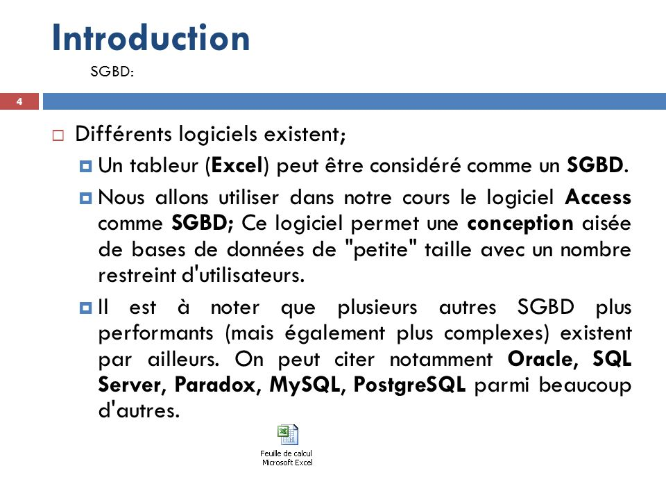 II.Cours SQL 85 Projection Syntaxe SQL :  SELECT [UNIQUE 1 ] liste_attributs 2 FROM Table ;  1 Permet d éliminer les doublons (on trouvera aussi DISTINCT).