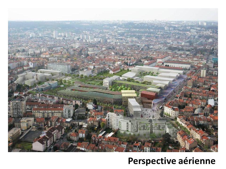 Perspective aérienne