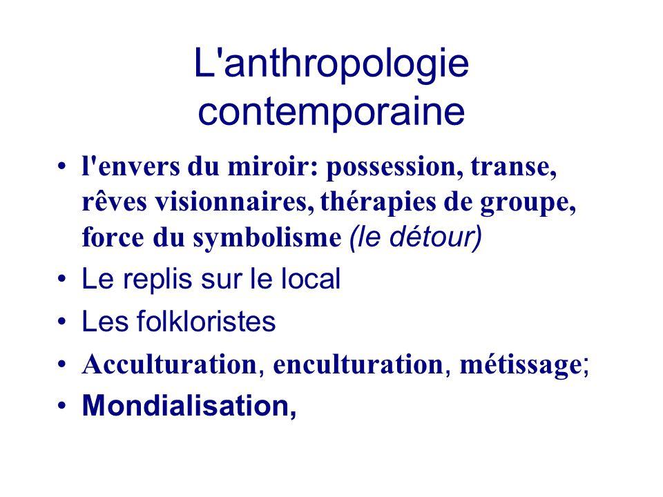 Les étapes de la pensée anthropologique En France Montaigne Essais, les mœurs des