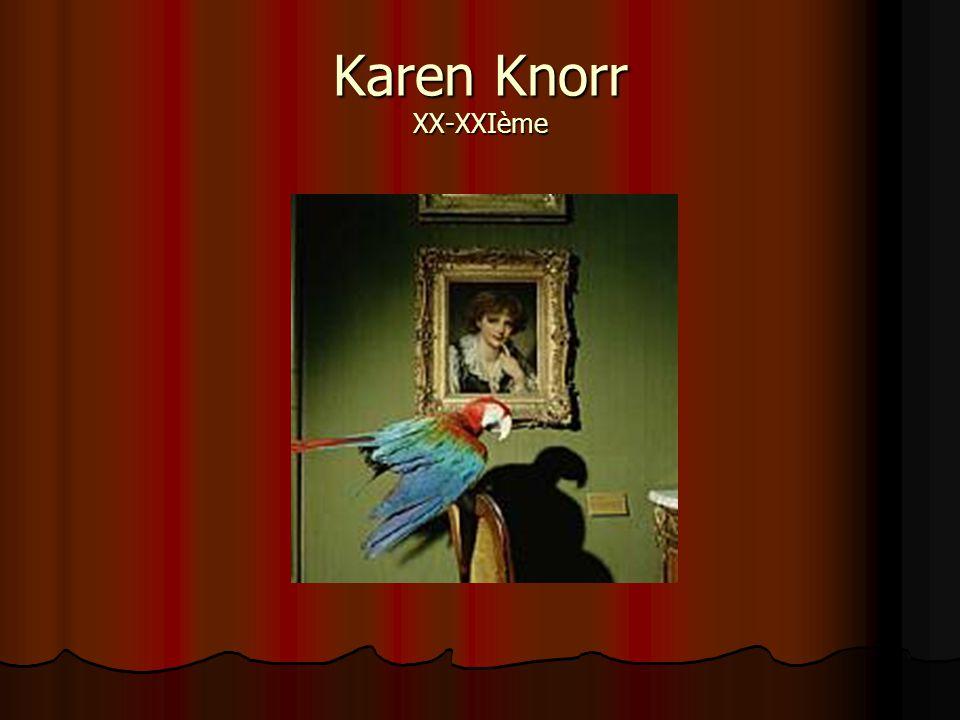 Karen Knorr XX-XXIème