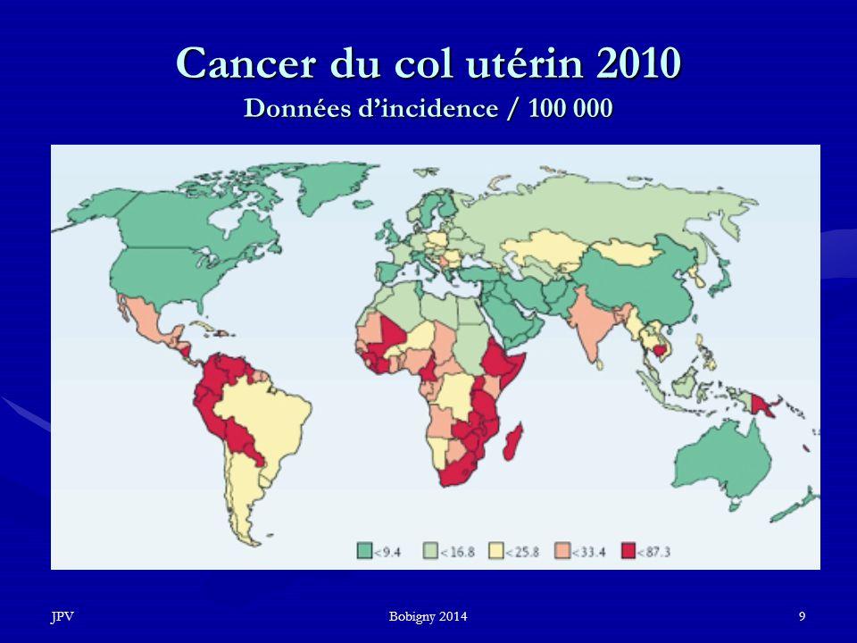 JPVBobigny 201430 Dépistage du cancer de la prostate Les deux plateaux de la balance… Objectif visé : dépister le cancer de la prostate au stade localisé.