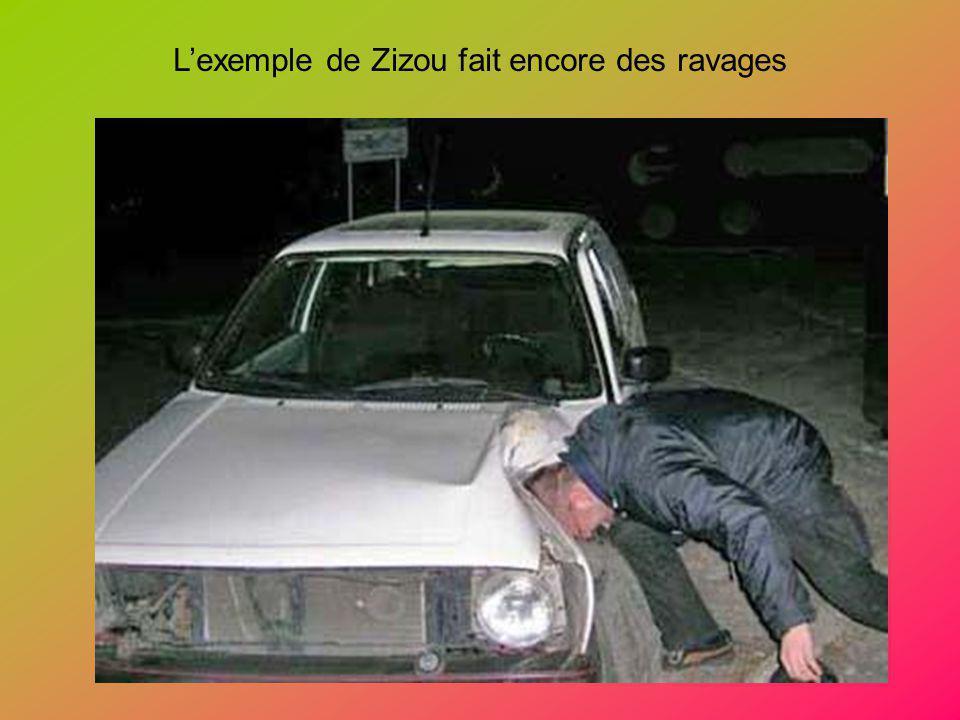 L'exemple de Zizou fait encore des ravages