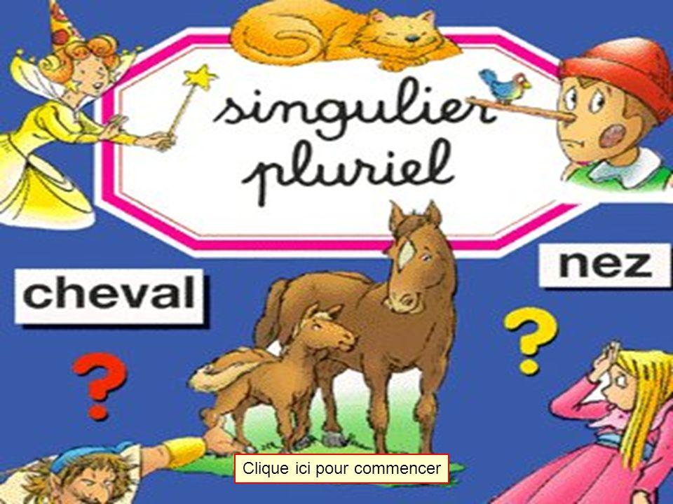 Clique sur le rectangle bleu devant la bonne orthographe Des coqs-à-l'âneDes coq-à-l'âne