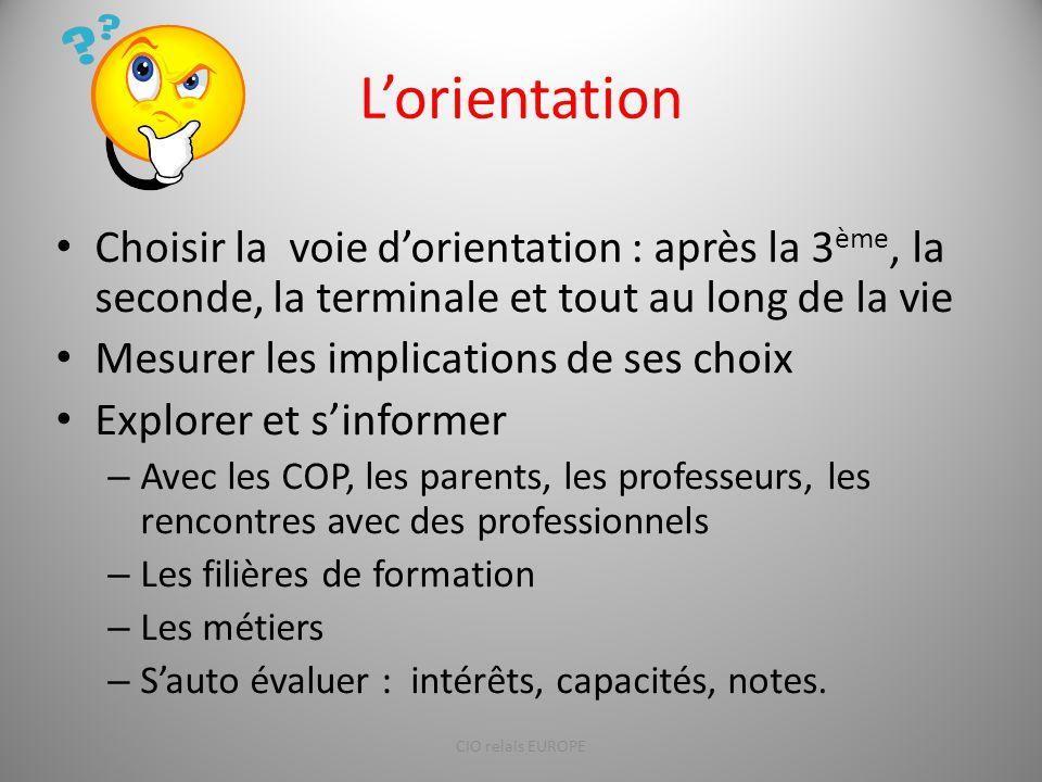 District Nord 8 ème, 9 ème, 17 ème, 18 ème arrondissement District ouest 7 ème 15 ème, 16 ème arrondissement District sud 5 ème, 6 ème, 13 ème, 14 ème arr District EST 1 er, 2 ème, 3 ème,4 ème 10 ème 11 ème, 12 ème 19 ème 20 ème arrondissement Les districts d'affectation en 2 nde GT de lycées CIO 8/16 RELAIS EUROPE CIO relais EUROPE