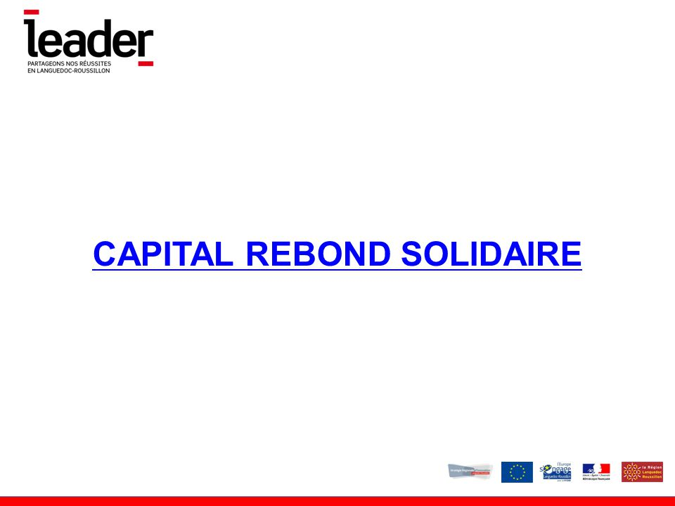 CAPITAL REBOND SOLIDAIRE