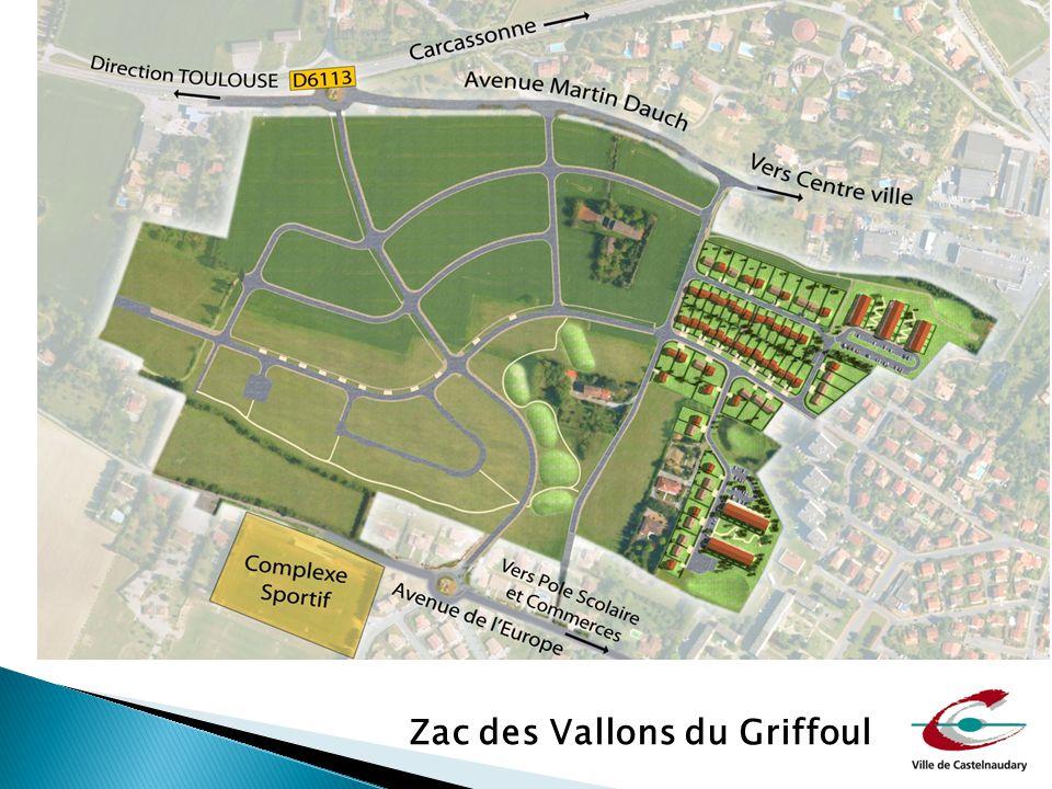 Zac des Vallons du Griffoul
