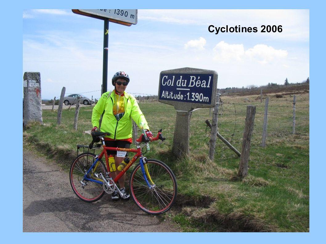 Cyclotines 2006