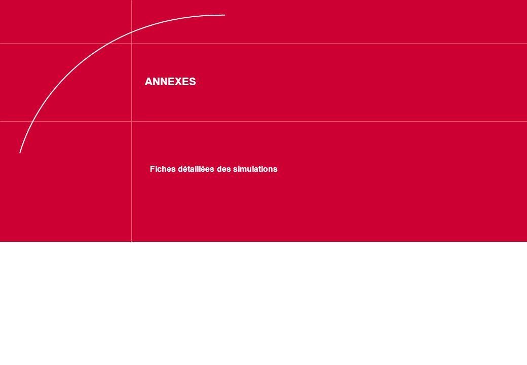 ANNEXES Fiches détaillées des simulations