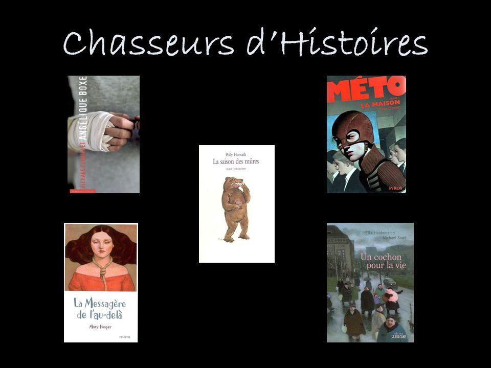 Chasseurs d'Histoires