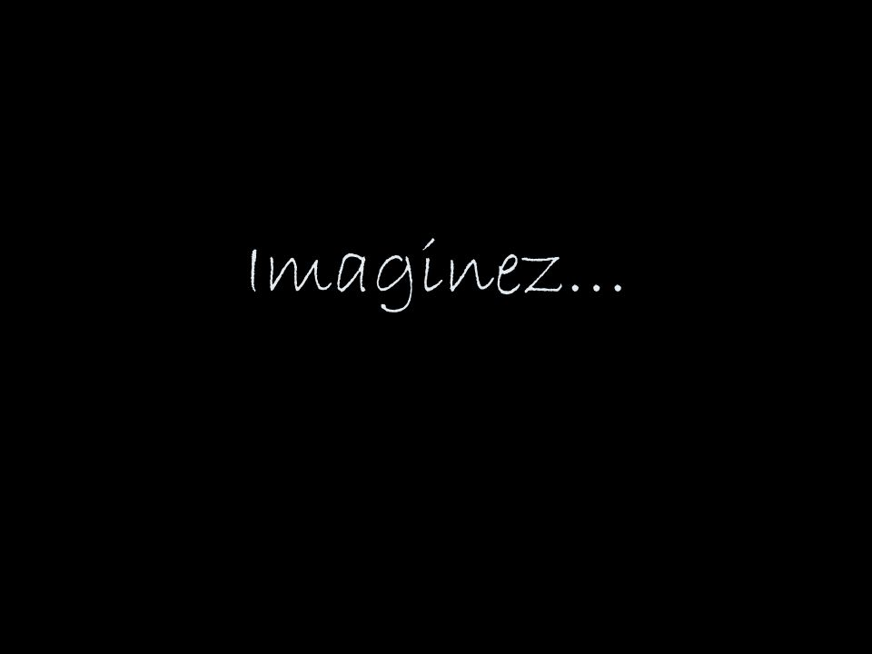Imaginez…