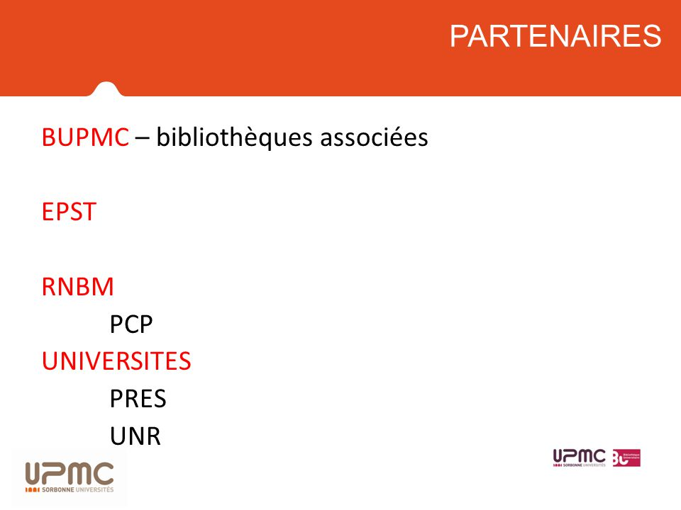 UPMC DFI handicap Droits U TVA R Labos Marchés publics Reversement Cadist NATIONAL MESR CNL BnF EXTERIEURS MECENAT DONS, LEGS ACQUISITIONS CONCERTEES BSN Couperin DOC @ FINANCEMENTS