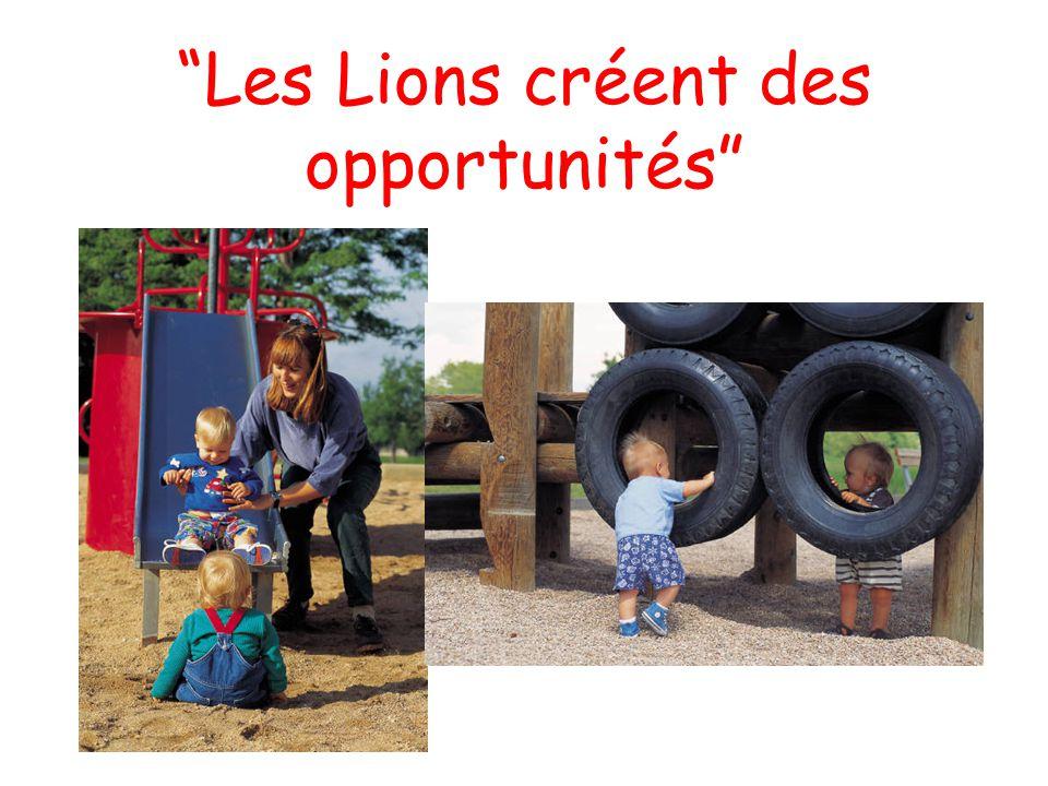Ni entrepreneurs ni constructeurs, mais Les Lions ont permis la construction de maisons comme la maison de répit de Lotbinière