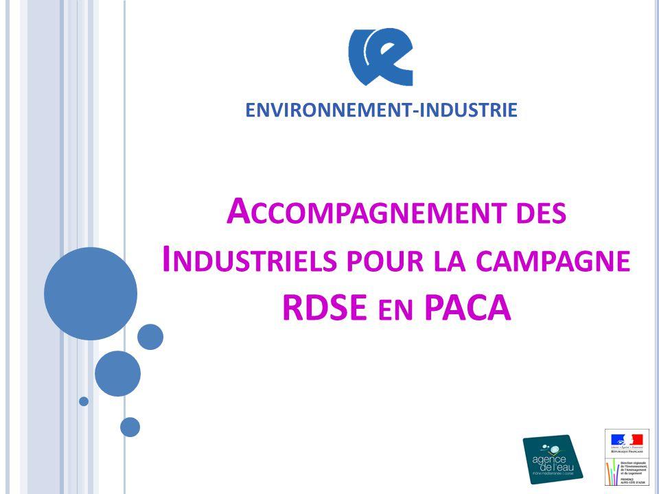 > Association Interprofessionnelle des Industries de PACA dans le domaine de l'Environnement et des risques 70 Installations Classées pour la Protection de l'Environnement (ICPE) issues de divers secteurs d'activités Les fédérations professionnelles (UIC, UFIP, UNICEM, PRODAROM, UIMM) Les organismes institutionnels (CCIMP, CCINCA, UPE 13 et la CRCI PACA) 21 Eco-Entreprises > Association Agréée pour la protection de l'environnement Présentation d'Environnement-Industrie Monsieur Michel DEPRAETERE - Président