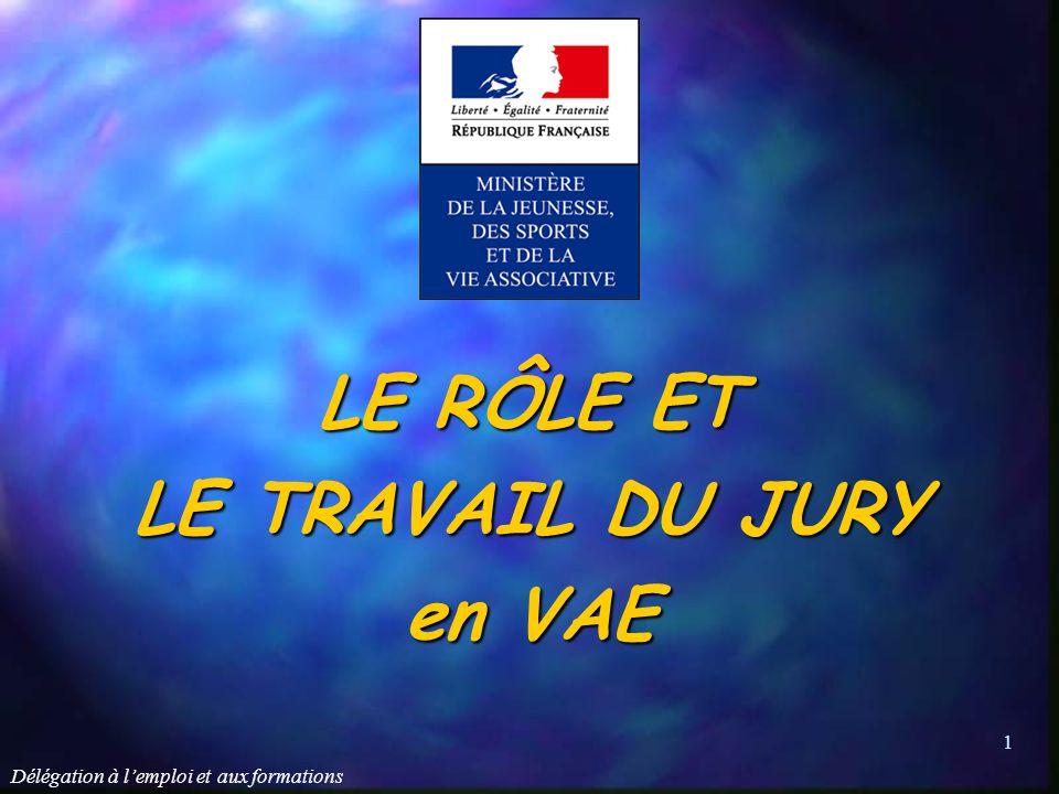 2 La demande de validation est soumise au jury constitué et présidé conformément au règlement et aux dispositions régissant le diplôme.