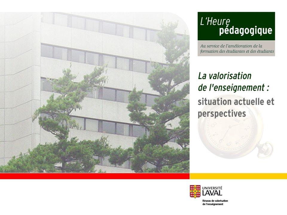 Q6 : Parmi les moyens institutionnels qui existent à l Université Laval pour reconnaître la qualité de l enseignement, quels sont ceux que vous connaissez.