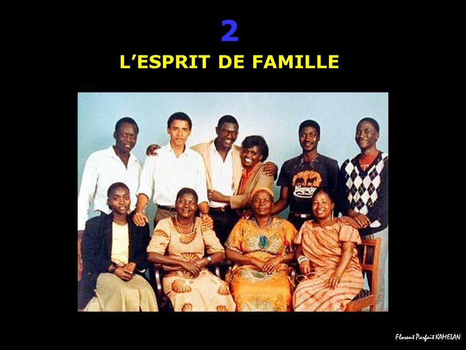 Florent Parfait KAMELAN 2 L'ESPRIT DE FAMILLE