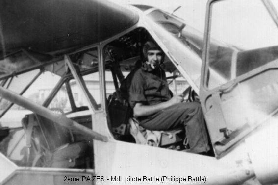 2ème PA ZES - MdL pilote Battle (Philippe Battle)