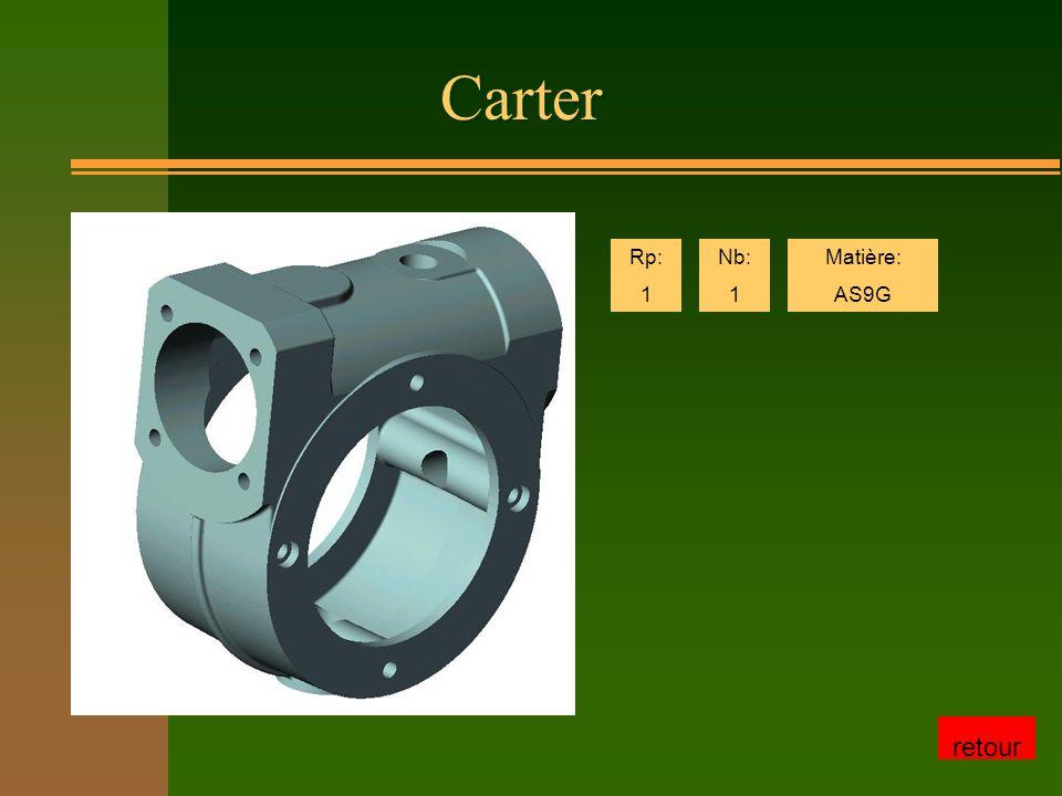 Carter Rp: 1 Nb: 1 Matière: AS9G retour
