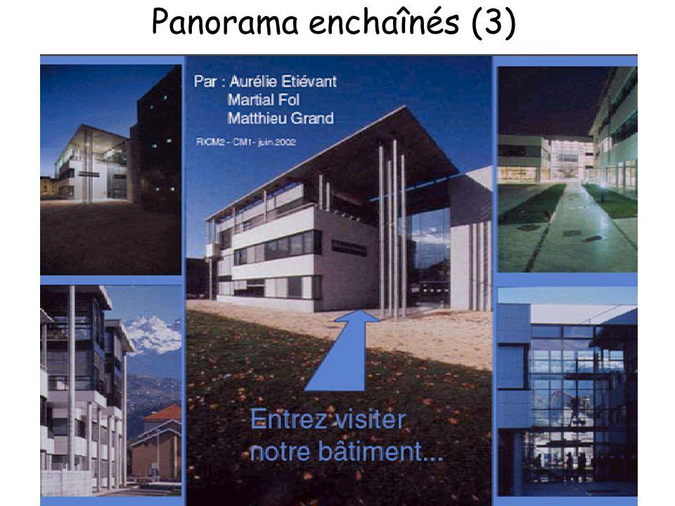 Panorama enchaînés (3)