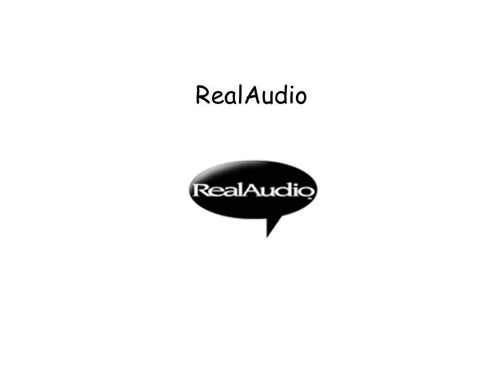 RealAudio