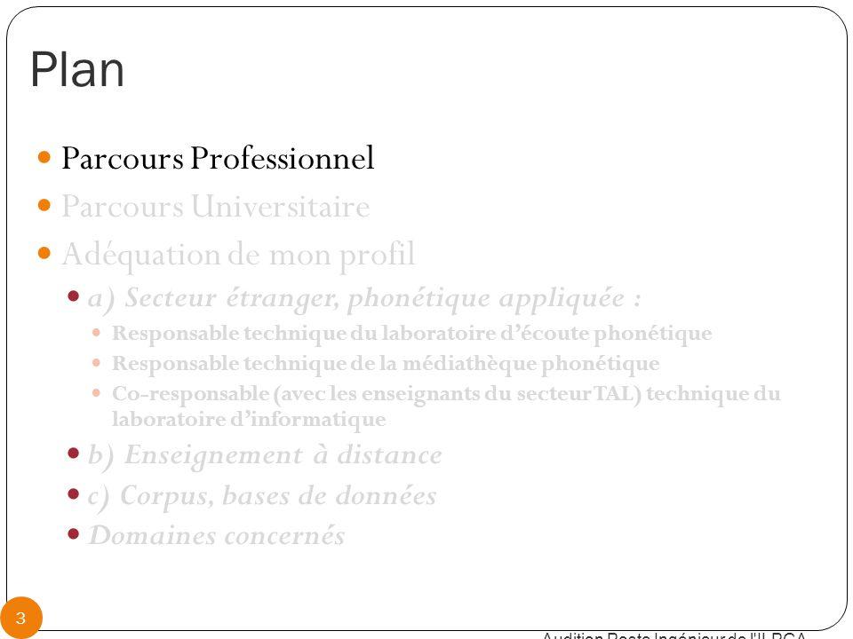 Scripts Praat Audition Poste Ingénieur de l ILPGA 34