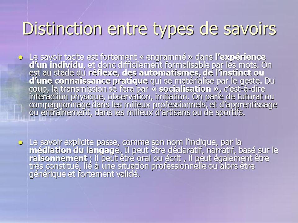L'opération et le projet Une distinction fonde la spécificité des activités projets en les comparant aux activités d'opération.