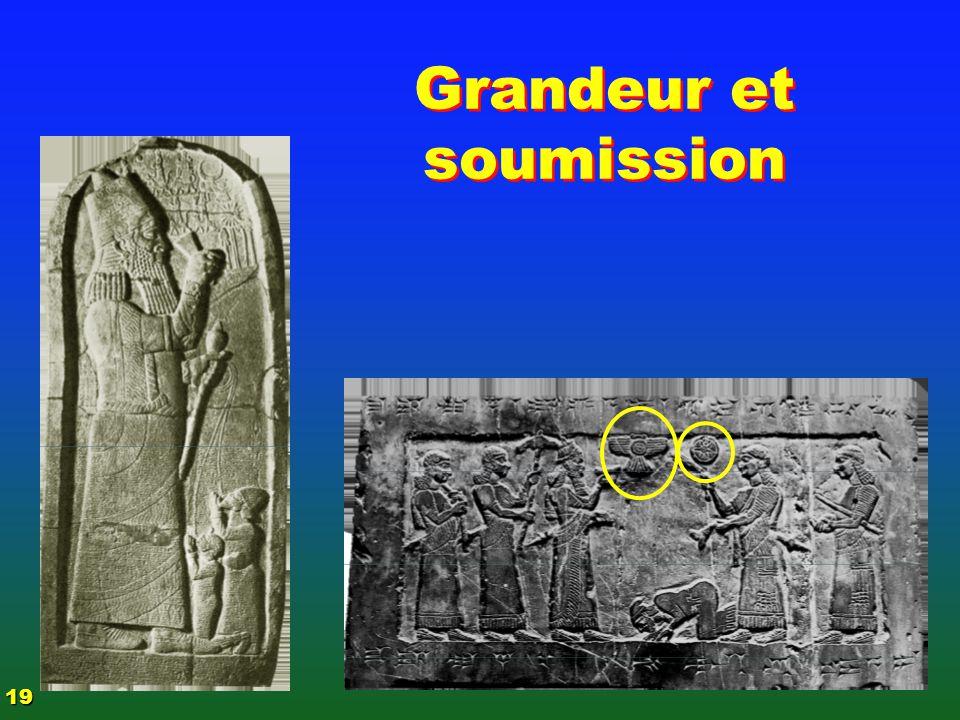 1 L'assyrien 3 L'EPREUVE EZECHIAS 19