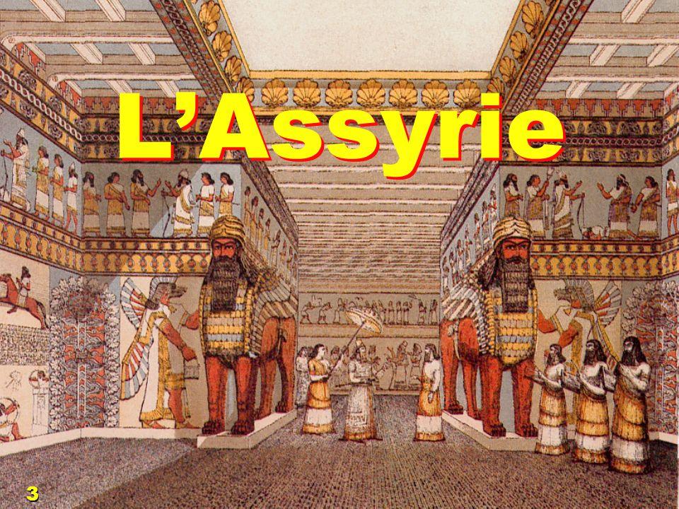 L'Assyrie 3