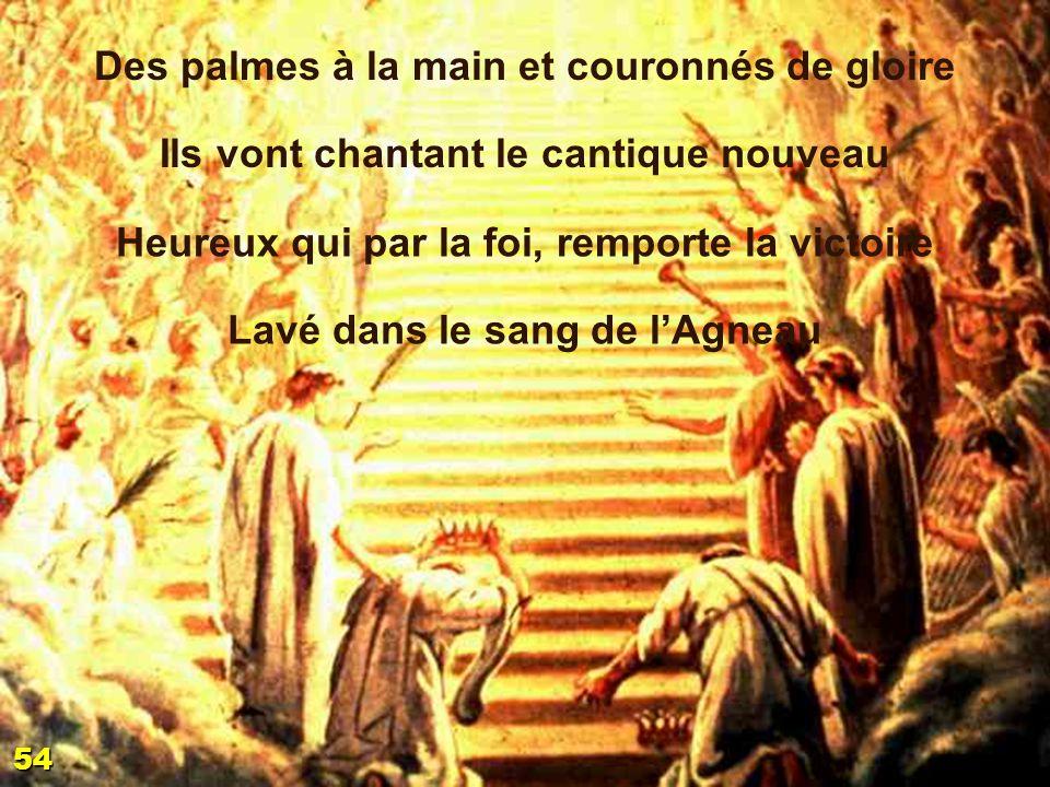 Qui sont ces gens 2 Aux jours mauvais, aux heures solennelles Pendant l'épreuve ou la tentation Toujours ils restèrent fidèles A leur noble vocation Q