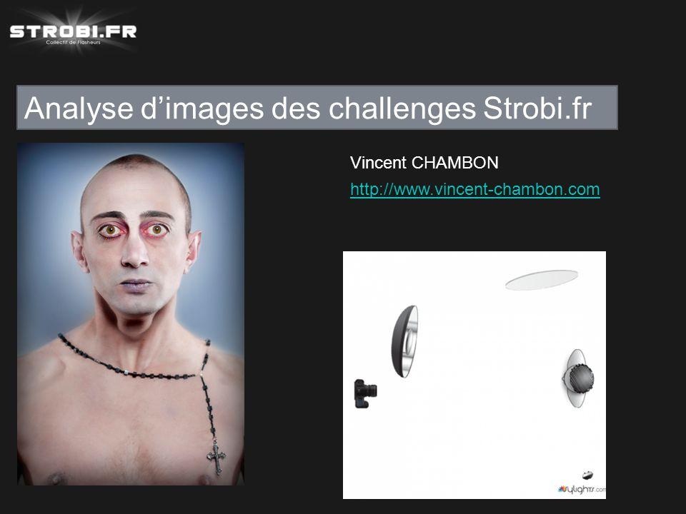 Analyse d'images des challenges Strobi.fr Vincent CHAMBON http://www.vincent-chambon.com