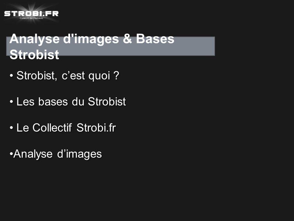 Analyse d'images des challenges Strobi.fr Ben JT http://www.flickr.com/people/benjtphotographies