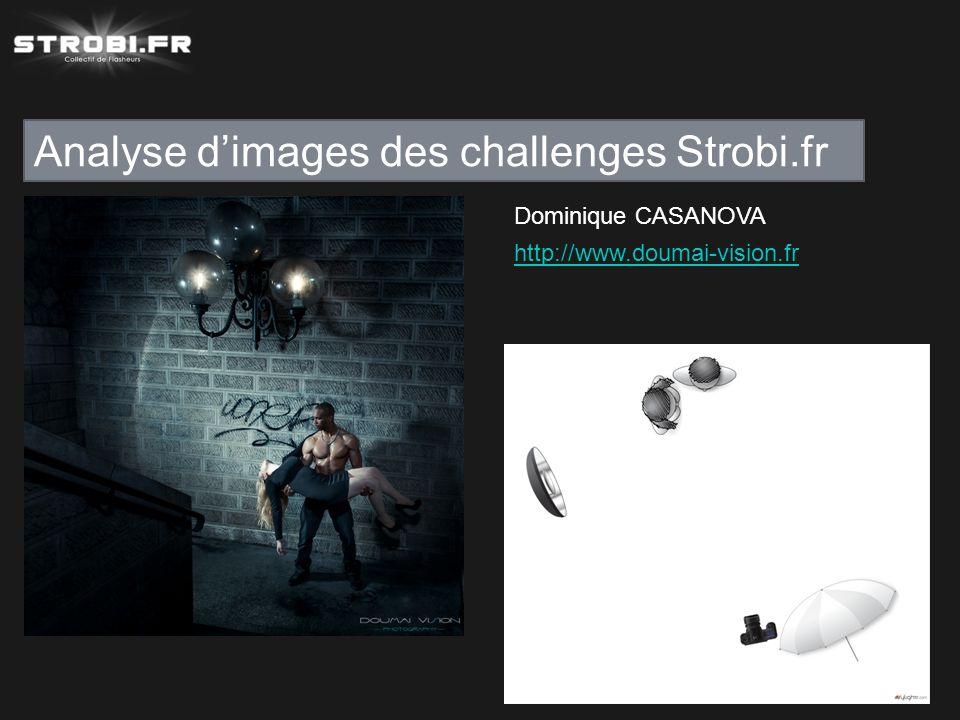 Analyse d'images des challenges Strobi.fr Dominique CASANOVA http://www.doumai-vision.fr