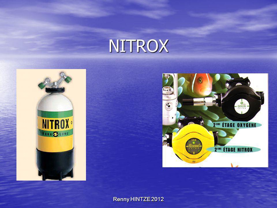 Renny HINTZE 2012 NITROX