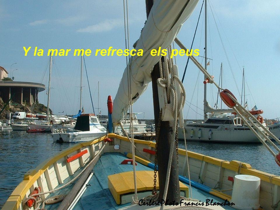 Y la mar me refresca els peus Cerbère Photo Francis Blanchon