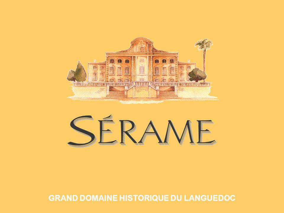GRAND DOMAINE HISTORIQUE DU LANGUEDOC