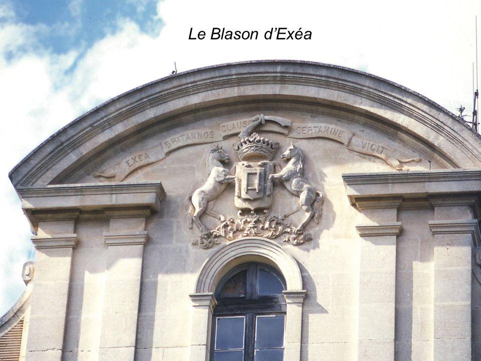 Grand Domaine Historique du Languedoc Le Blason d'Exéa