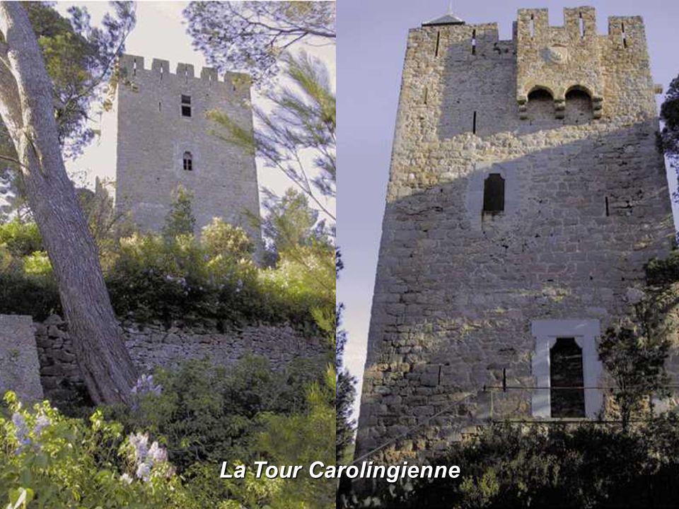 Grand Domaine Historique du Languedoc La Tour Carolingienne