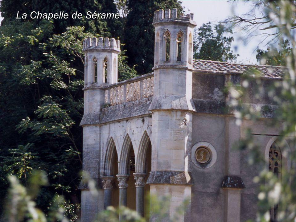 Grand Domaine Historique du Languedoc La Chapelle de Sérame