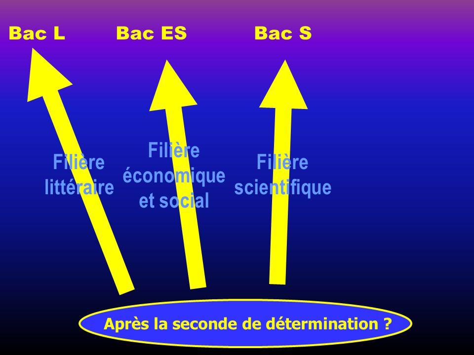 Filières Technologiques Bac S T I Sciences et technologies industrielles Bac S T L Sciences et technologies de laboratoire
