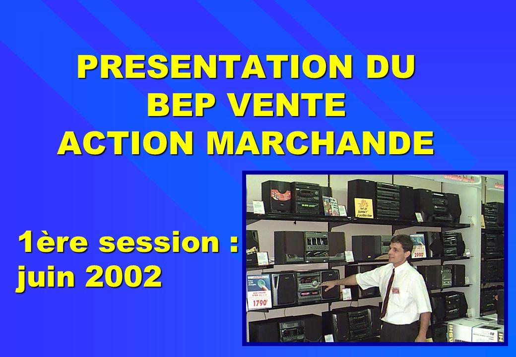 32 EP2 TRAVAUX PROFESSIONNELS liés à l'approvisionnement, à la communication, et à l'exploitation commerciale du point de vente Epreuve ponctuelle écrite – Durée 2 H.