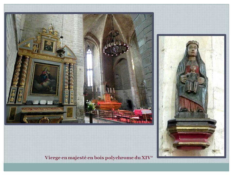 Autel tridentin de La Chaise-Dieu
