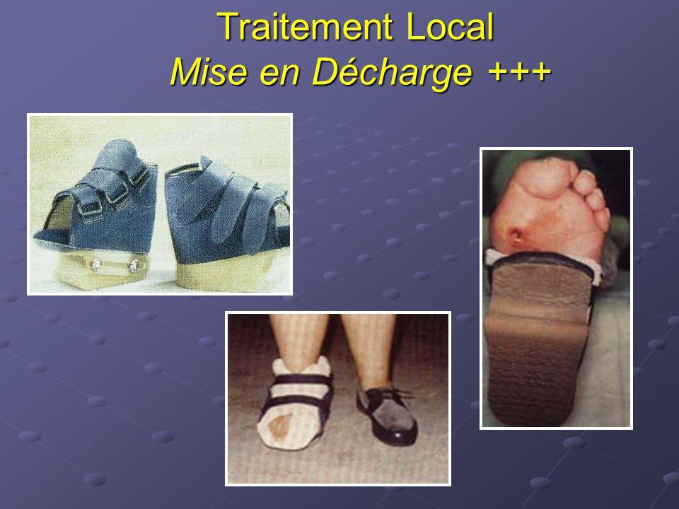 Traitement Local Mise en Décharge +++ Mise en Décharge +++