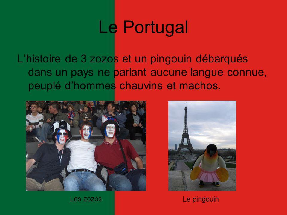 Du Portugal typique Si vous imaginez le Portugal autrement, c'est que vous vous êtes planté de pays
