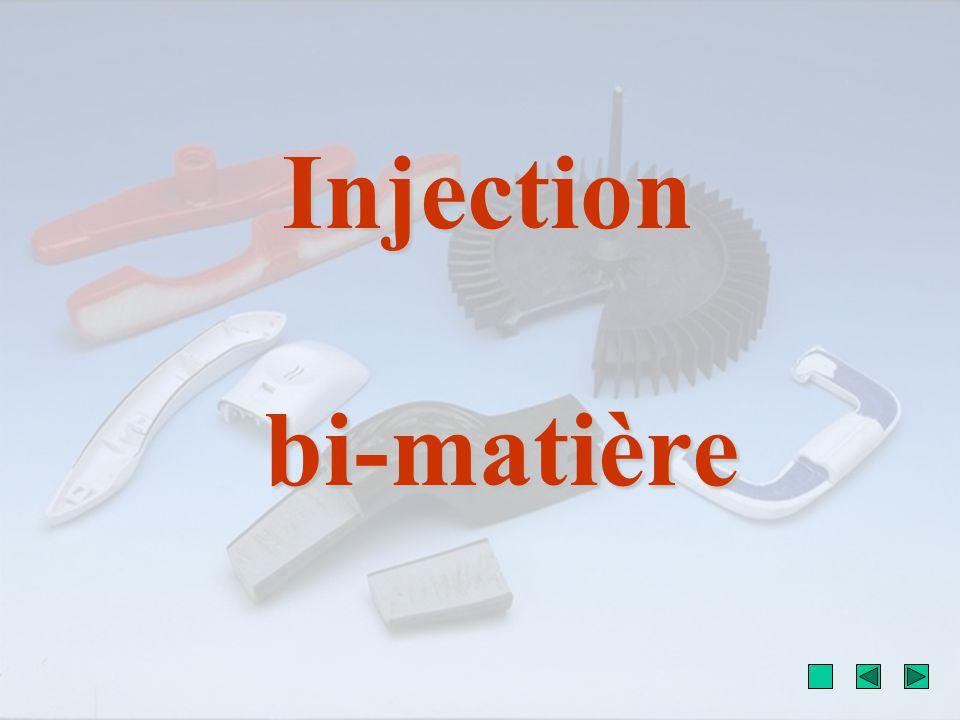 Injection bi-matière bi-matière